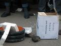 Мусор для Ахметова. Киевляне выразили недовольство строительством на Андреевском спуске