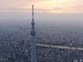Небесное дерево. Фоторепортаж с открытия самой высокой телебашни в мире