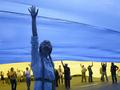 Празднуют все! Украина отметила 21 годовщину Независимости