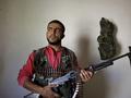 Вооружены до зубов. Фотосессия сирийских повстанцев для международных репортеров