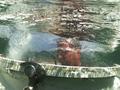 Маленькая, да удаленькая. Самая миниатюрная подводная лодка в Украине