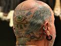 Татуированные всех стран объединились в Лондоне