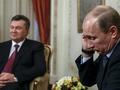 Съездил перед выборами. Янукович навестил Путина в Москве