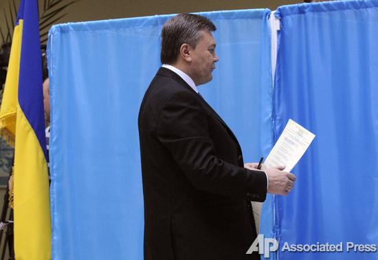 Выборы-2012. Как голосовали украинские политики