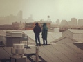 Наедине с Сэнди. Фотографии очевидцев урагана на сервисе Instagram