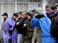 Стенка на стенку. Митинги сторонников Свободы и Пилипишина под окружкомом №223