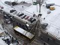 Снегом завалило. Последствия сильного снегопада в Киеве 11 декабря