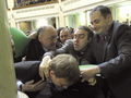 Рада-7. Начало. Фоторепортаж с открытия первого заседания новоизбранного парламента