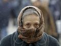 Мороз крепчал. Декабрьские холода в Украине
