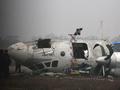 Авиакатастрофа в Донецке. Крушение Ан-24 с футбольными болельщиками