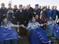 Вернулись на Землю. Фоторепортаж с приземления экипажа МКС
