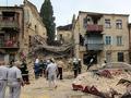 В Одессе рухнул дом. Первые кадры с места происшествия