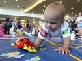 Baby Drive 5. В Киеве прошел юбилейный всеукраинский чемпионат  по забегам ползунков