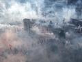 Изгнание с Таксима. Турецкая полиция приняла жесткие меры для разгона демонстрантов