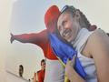 Две страны - одна история. В Киеве открылась фотовыставка, посвященная Евро-2012
