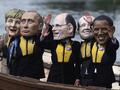 Путин против всех. Встречи мировых лидеров на саммите G8