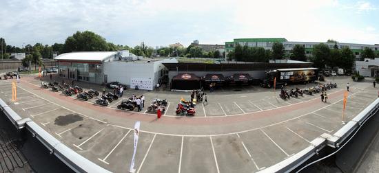 Кто на новенького? Тест-драйв Harley-Davidson в Киеве