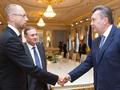 Без Кличко и Тягнибока. Встреча Януковича с лидерами парламентских фракций