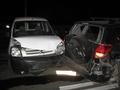 Семь машин в одном ДТП. Масштабная авария на мосту Патона в Киеве