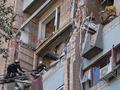 Взрыв дома в Луганске. Фоторепортаж с места трагедии