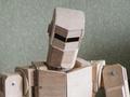 Буратино из Запорожья. Украинец создал уникального деревянного робота