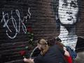Жив. В Киеве открылась стена памяти Виктора Цоя