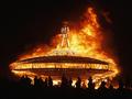 It's Burning Man, hallelujah! В американской пустыне прошел крупнейший фестиваль