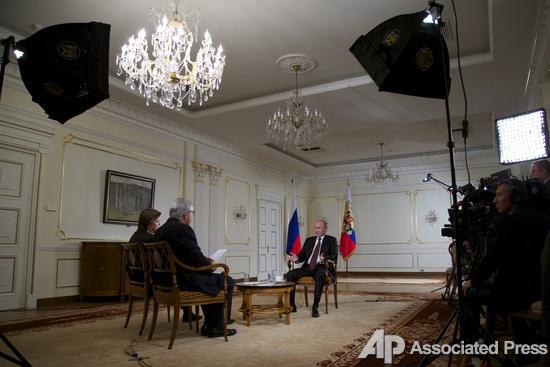 Понять Путина. В интервью журналистам президент России сделал ряд неоднозначных заявлений