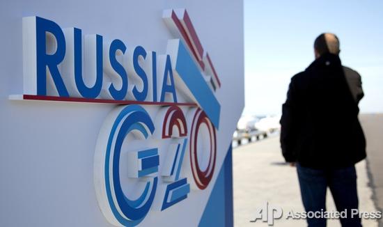 Саммит G20. Слет президентов в Санкт-Петербурге