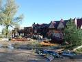 Ураган во Львовской области. Последствия стихии в городе Самбор