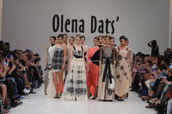 Olena Dats'. Фото пресс-службы UFW