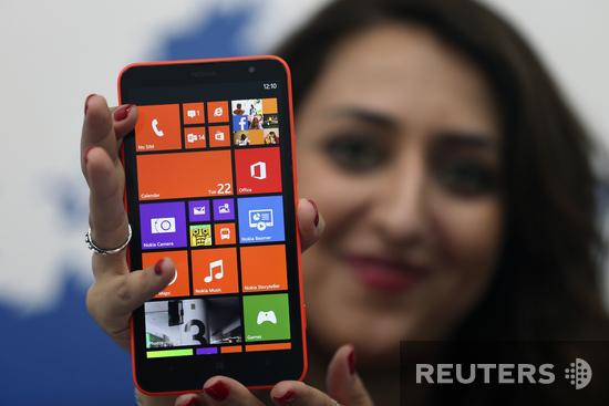 Смартфон Lumia 1320