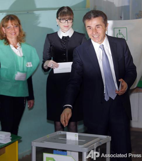 Премьер Бидзина Иванишвили