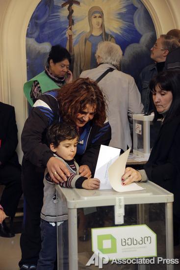 Прощай, Михо! Грузия выбрала нового президента