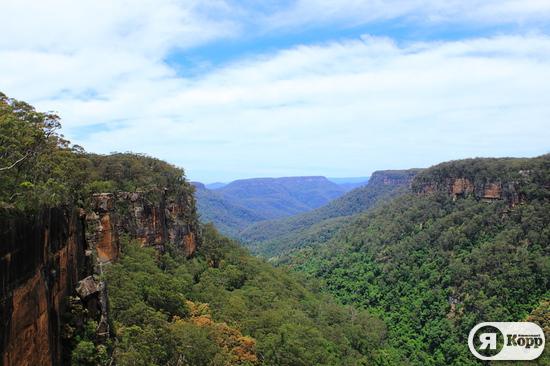 Австралийские заметки. Голубые Горы