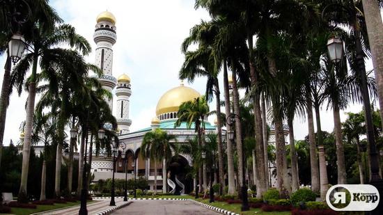 Прогулка по столице Брунея