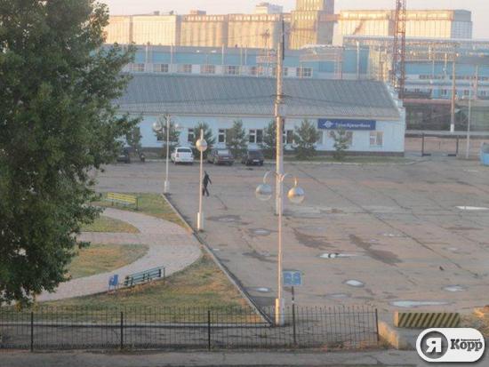 Дорога домой. Актюбинск - Харьков