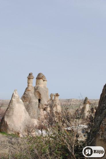 Долина фалосів та сором'язливі турки