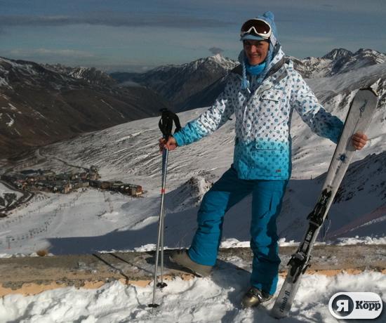 День третій в Андоррі або Новорічні катання по горах на ратраці