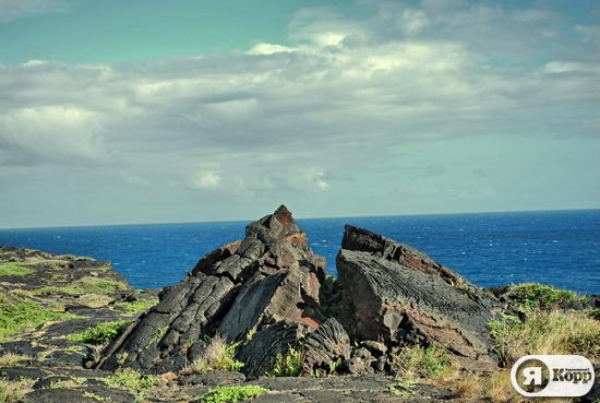 Национальный парк Гавайские вулканы, остров Гавайи